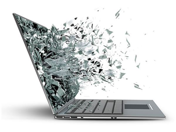 Laptop Screen Repair Yeovil, Somerset